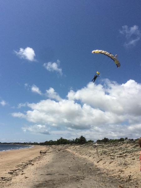 Skydive Airlie beach!!!