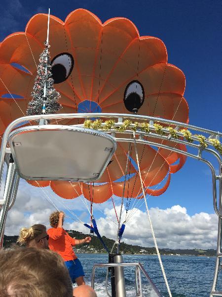 Fabulous parasail experience