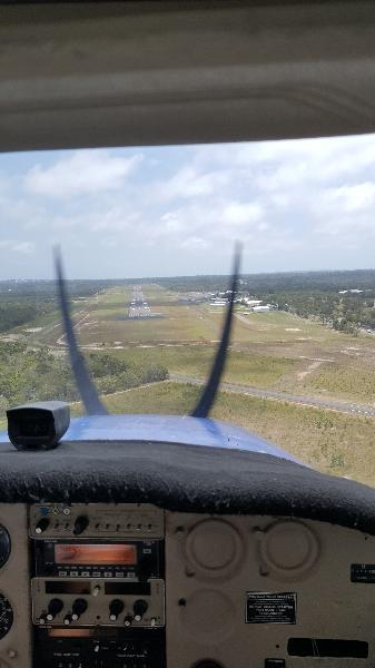 30min scenic flight