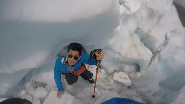 Astonishing view & awesome glacier hike