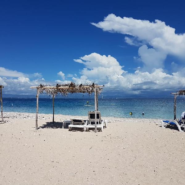 A perfect island getaway