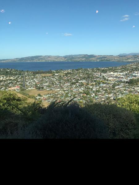 Rotorua getaway.