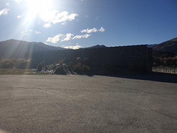Nevis Playground view