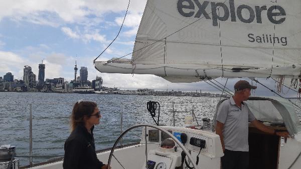 Great sailing cruise