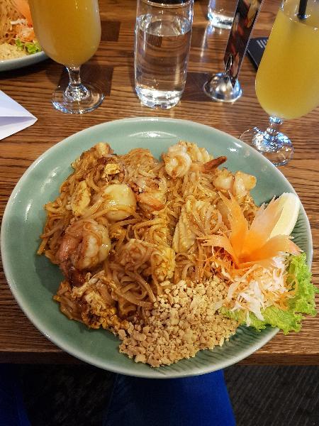 Definitely going back to Thai Chef's restaurant