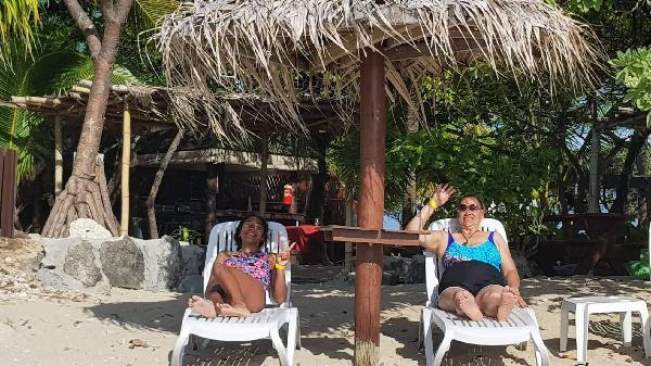 A little bit of Fijian paradise
