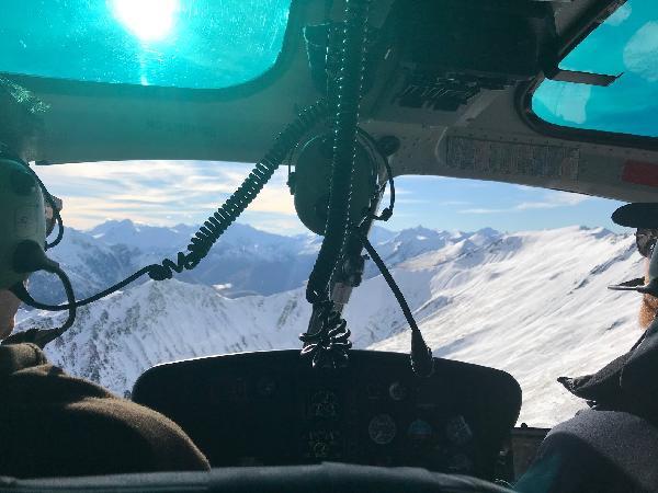 Southern Glacier Heli Flight