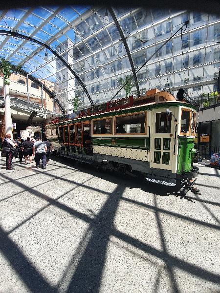 Tram Ride ChCh