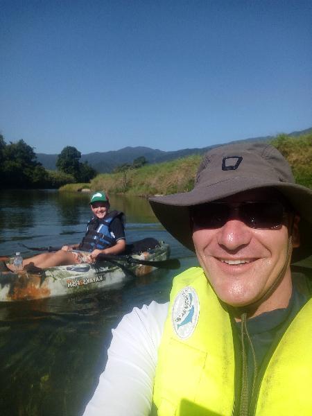 Great day with Babinda Kayaking