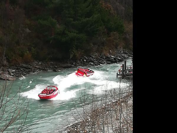 ShotoverJet Boats