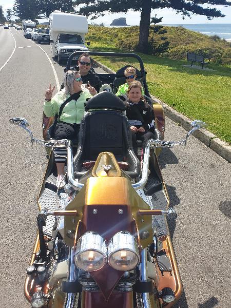 V8 Highway Trike Tour