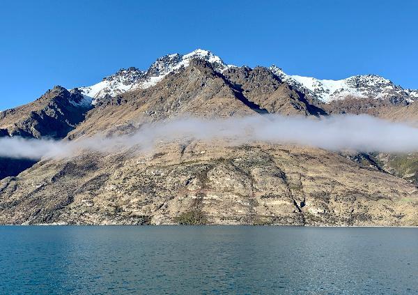 Earnslaw cruise to Walter Peak station w/ high tea