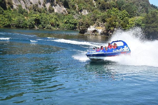 Thrilling Jet Boat Ride !!!!!!!!