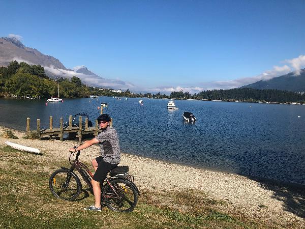 Beautiful scenery and great fun!