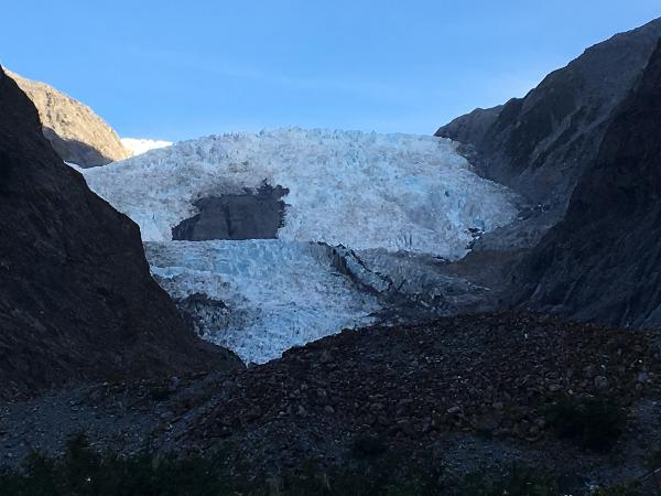 Spectacular Glacier Tour Walk