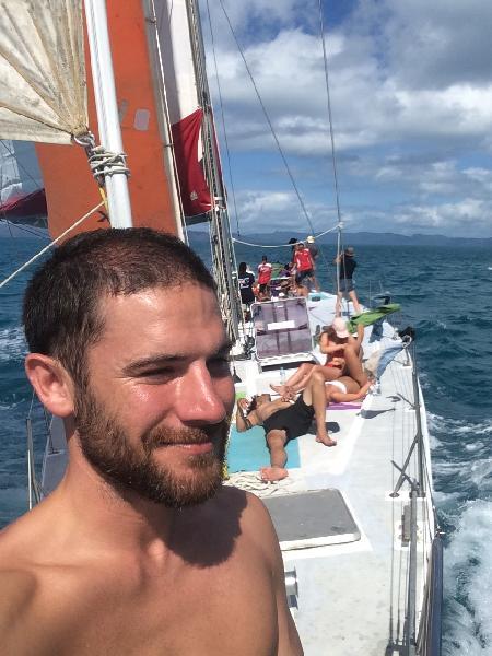 Parradiise aboard The Matador