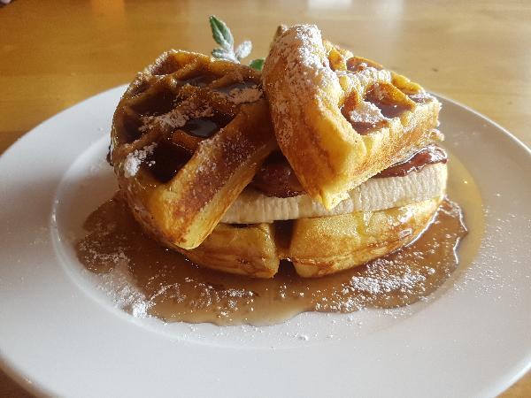 Fat Dig Waffle