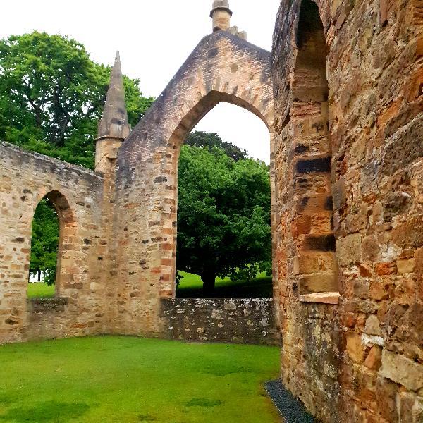 Church Port Arthur